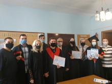 Магістри випускники